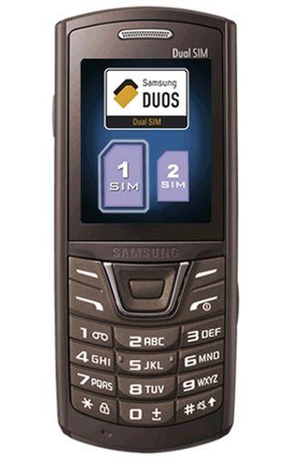 Samsung E2152 Brown