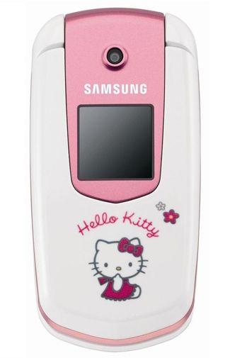 Samsung E2210 Pink Hello Kitty