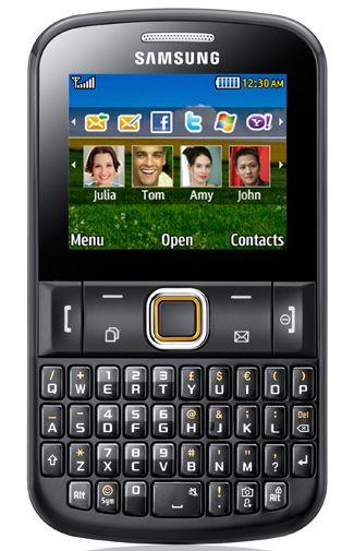Samsung E2220 Black