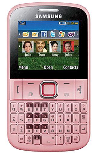 Samsung E2220 Pink