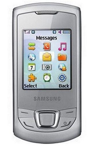 Samsung E2550 Monte Slider Silver