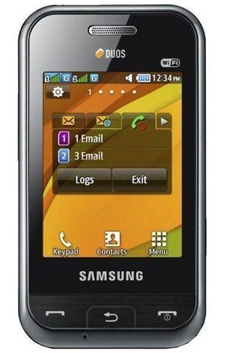 Samsung E2652W Champ Duos Black
