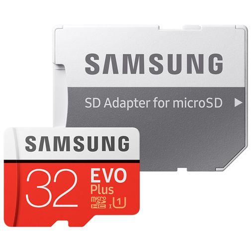 Samsung Evo+ microSDHC 32GB Class 10 + SD-Adapter