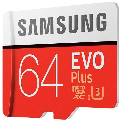 Samsung Evo+ microSDXC 64GB Class 10 + SD-Adapter