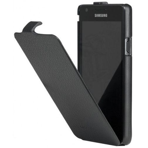 Samsung Flip Case Black Samsung Galaxy SII