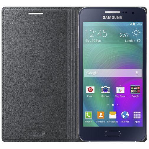 Samsung Flip Cover Black Galaxy A3