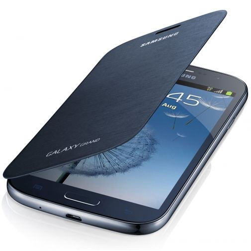 Samsung Flip Cover Blue Galaxy Grand (Neo)