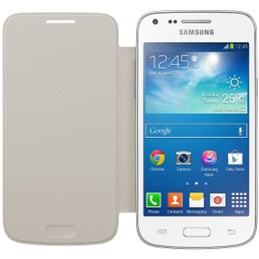 Samsung Flip Cover Galaxy Core Plus White