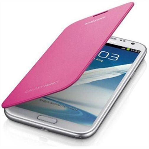 Samsung Flip Cover Samsung Galaxy Note 2 Pink