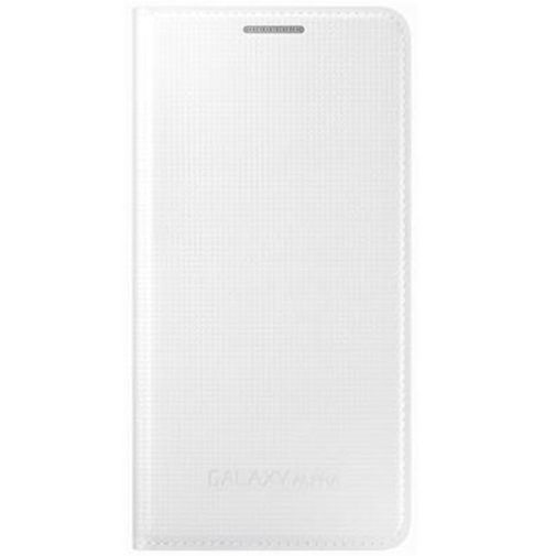 Samsung Flip Cover White Galaxy Alpha
