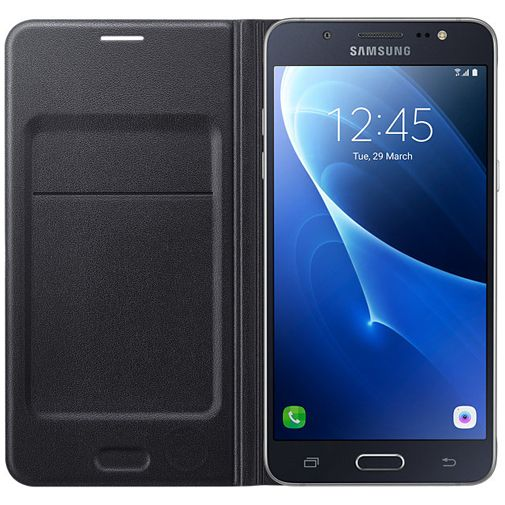 Samsung Flip Wallet Black Galaxy J5 (2016)