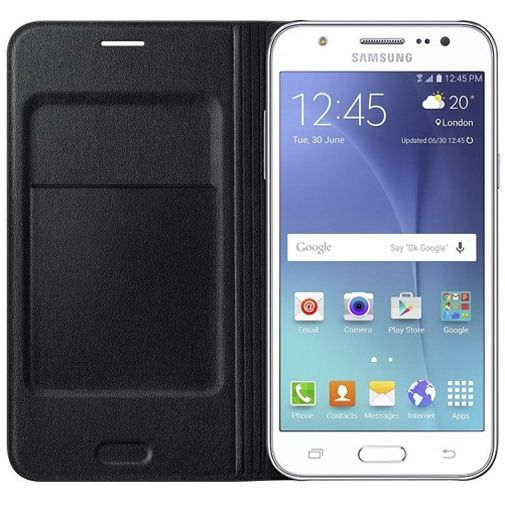 Samsung Flip Wallet Black Galaxy J5