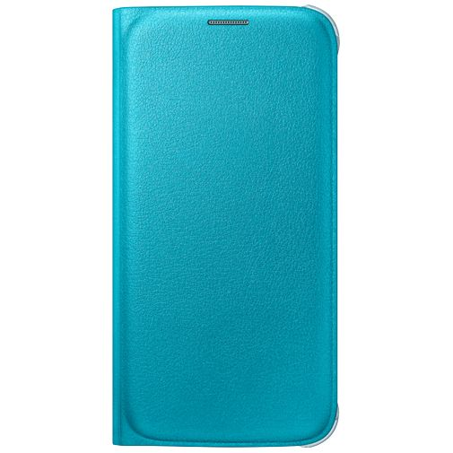 Samsung Flip Wallet Original Blue Galaxy S6