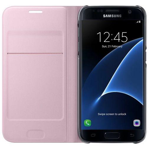 Samsung Flip Wallet Pink Galaxy S7