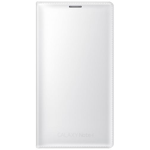 Samsung Flip Wallet White Classic Edition Galaxy Note 4