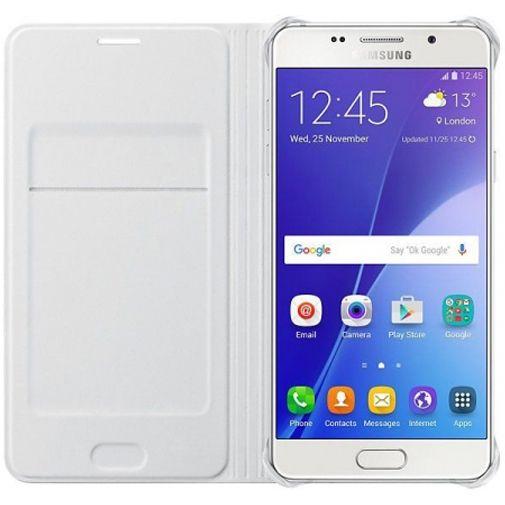 Samsung Flip Wallet White Galaxy A5 (2016)