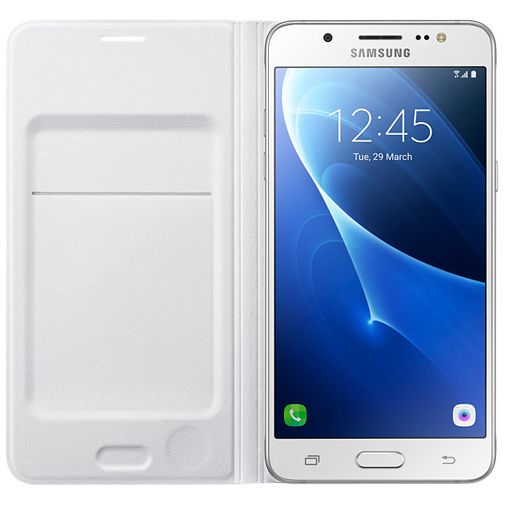 Samsung Flip Wallet White Galaxy J5 (2016)