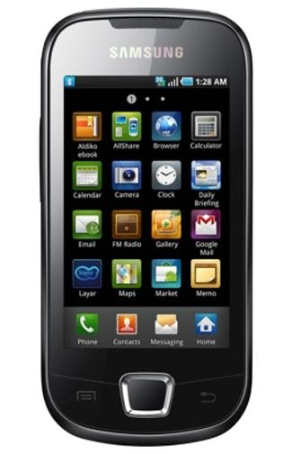Samsung Galaxy 3 i5800 Black