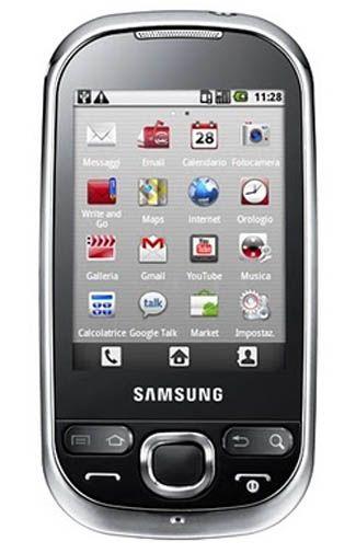 Samsung Galaxy 5 i5500 Black