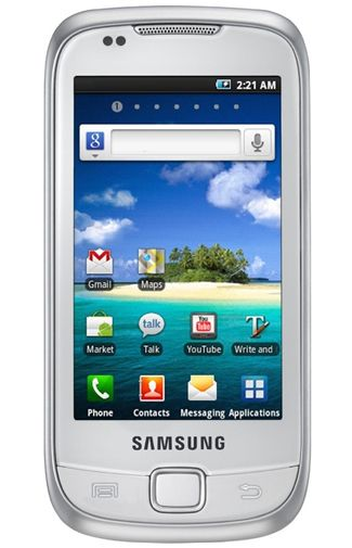 Samsung Galaxy 551 i5510 White