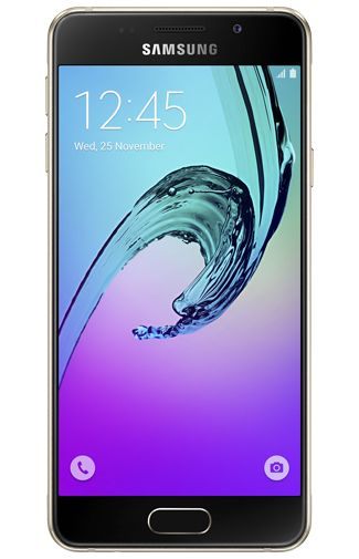 Productafbeelding Samsung Galaxy A3 (2016) A310 Gold