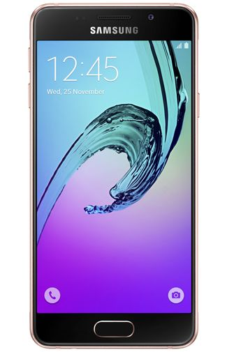 Samsung Galaxy A3 (2016) A310 Rose Gold