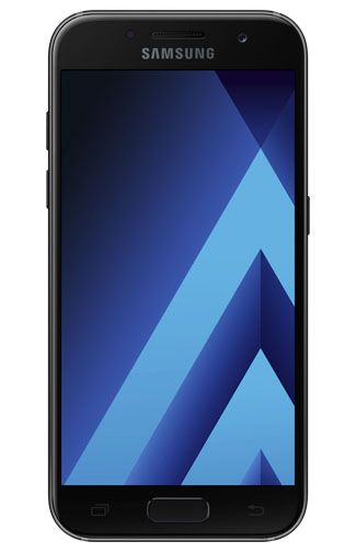 Samsung Galaxy A3 (2017) A320 Black