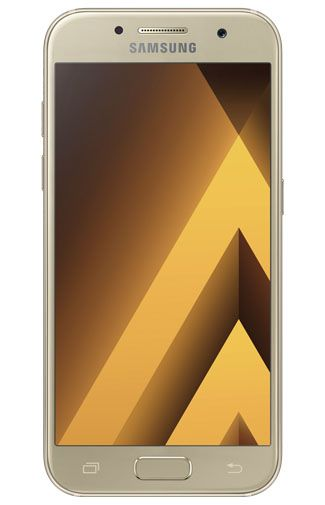 Productafbeelding van de Samsung Galaxy A3 (2017) A320 Gold