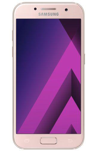 Productafbeelding van de Samsung Galaxy A3 (2017) A320 Pink