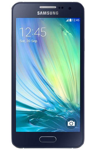 Samsung Galaxy A3 Duos Black