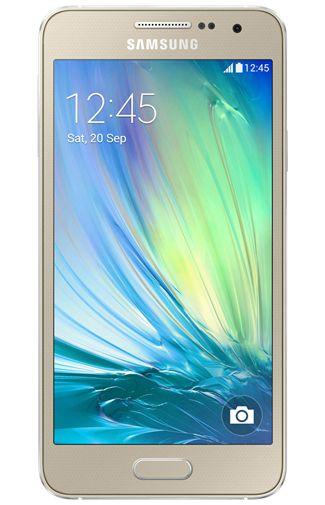 Samsung Galaxy A3 Gold