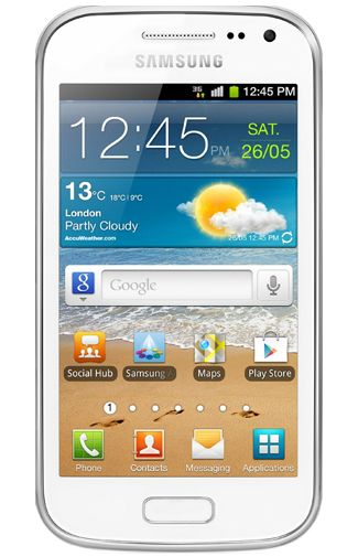 Samsung Galaxy Ace 2 i8160 White