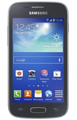 Samsung Galaxy Ace 3 S7275 Metallic Black