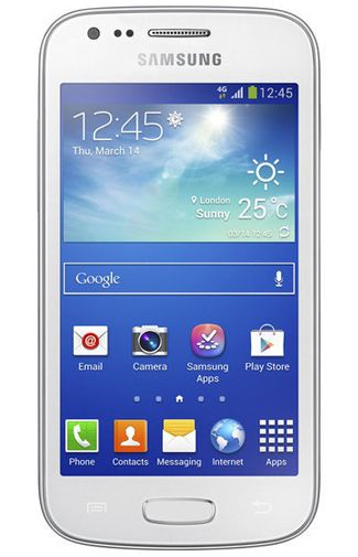 Samsung Galaxy Ace 3 S7275 Pure White