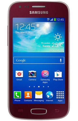 Samsung Galaxy Ace 3 S7275 Red