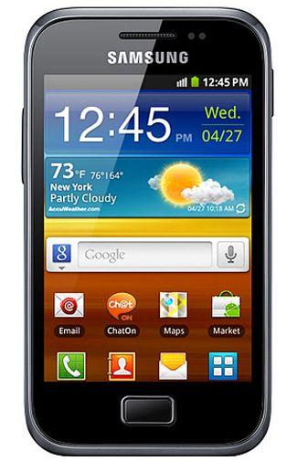 Samsung Galaxy Ace Plus S7500 Black