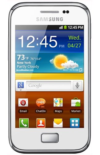Samsung Galaxy Ace Plus S7500 White