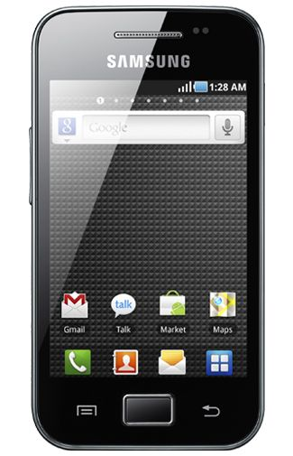 Samsung Galaxy Ace S5830 Black