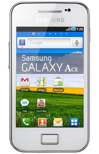 Samsung Galaxy Ace S5830 Pure White