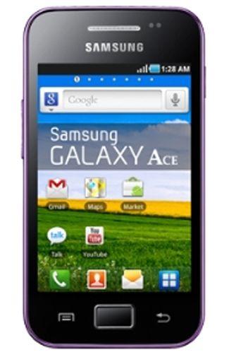 Samsung Galaxy Ace S5830 Purple