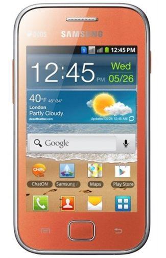 Samsung Galaxy Ace S6802 DuoSim Orange