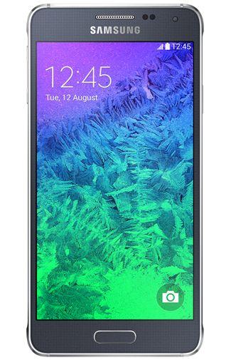 Samsung Galaxy Alpha G850F Black