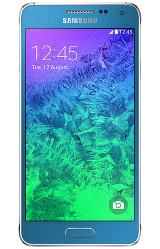 Samsung Galaxy Alpha G850F Blue