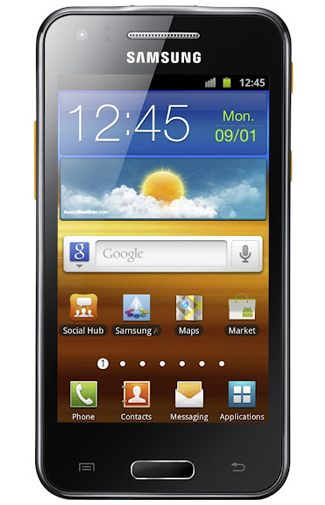 Samsung Galaxy Beam i8530 Black