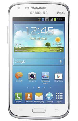 Samsung Galaxy Core i8262 Dual Sim White
