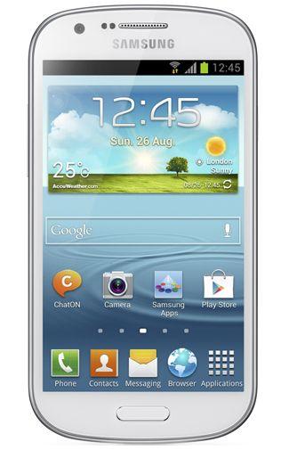 Samsung Galaxy Express i8730 White