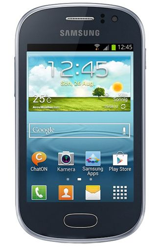Samsung Galaxy Fame S6810 Blue T-Mobile