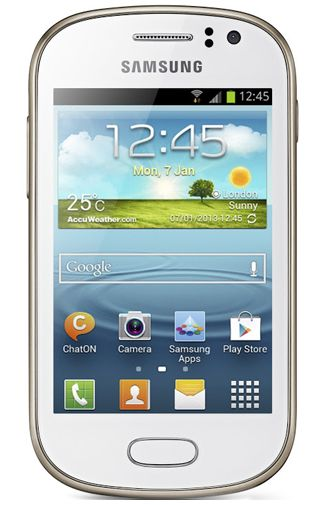 Samsung Galaxy Fame S6810 White T-Mobile