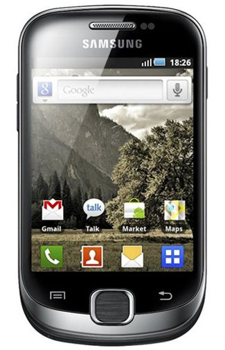 Samsung Galaxy Fit S5670 Black