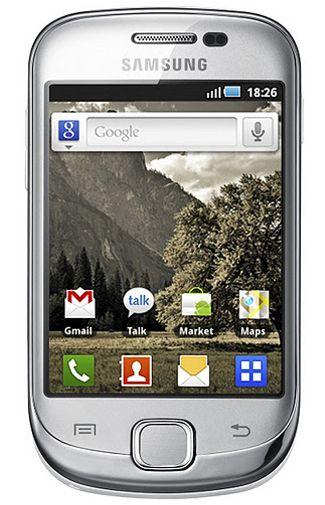 Samsung Galaxy Fit S5670 White